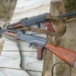 AK-47 w zwolnionym tempie