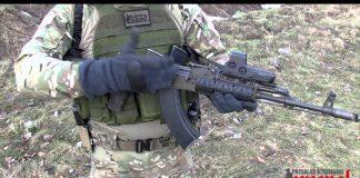 Podstawy obsługi karabinu AK