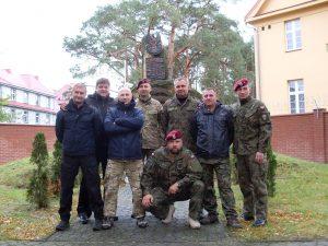 Spotkanie byłych żołnierzy i pracowników JW 4101.
