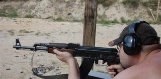 Spotkanie strzeleckie STOWARZYSZENIA WROTA 44
